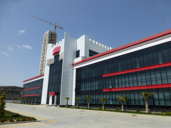 Azerbaijan's Sumgayit Technological Park discloses export volumes of its products