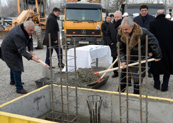 В Бишкеке построят Парк дружбы Кыргызстана и Азербайджана (ФОТО) - Gallery Image