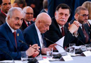 Eastern Libya's Haftar arrives in Moscow where might hold talks with GNA's Sarraj