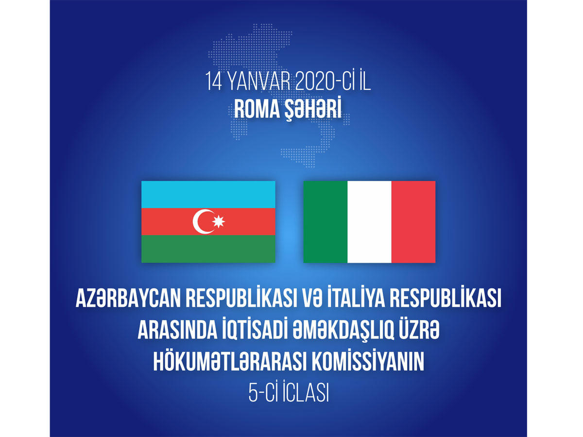 Azerbaijan, Italy to discuss issues of economic co-op