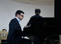 В Баку отметили Старый Новый год музыкальными ритмами (ФОТО) - Gallery Thumbnail