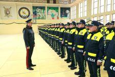 МВД: В ближайшее время новую форму получат и другие сотрудники полиции Азербайджана (ФОТО) - Gallery Thumbnail