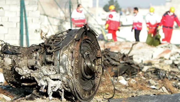2nd round of Iran-Ukraine plane crash talks to start on Mon.