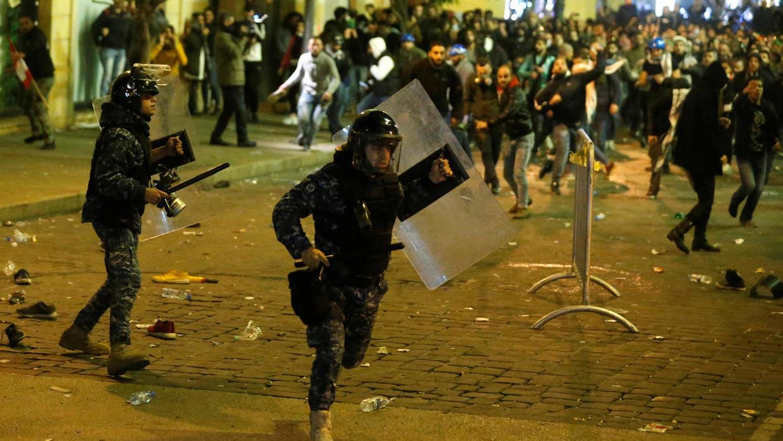 Beyrutda toqquşmalar zamanı azı 165 nəfər xəsarət alıb