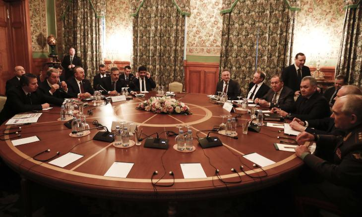 Libya peace talks in Moscow fall short of ceasefire deal
