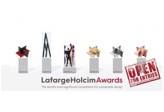 To attention of Azerbaijan architectures, engineering, designers: this is final call to enter $2 million LafargeHolcim Awards