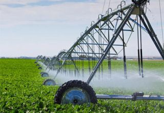 Irrigation systems to be put into operation in Iran's agricultural sector