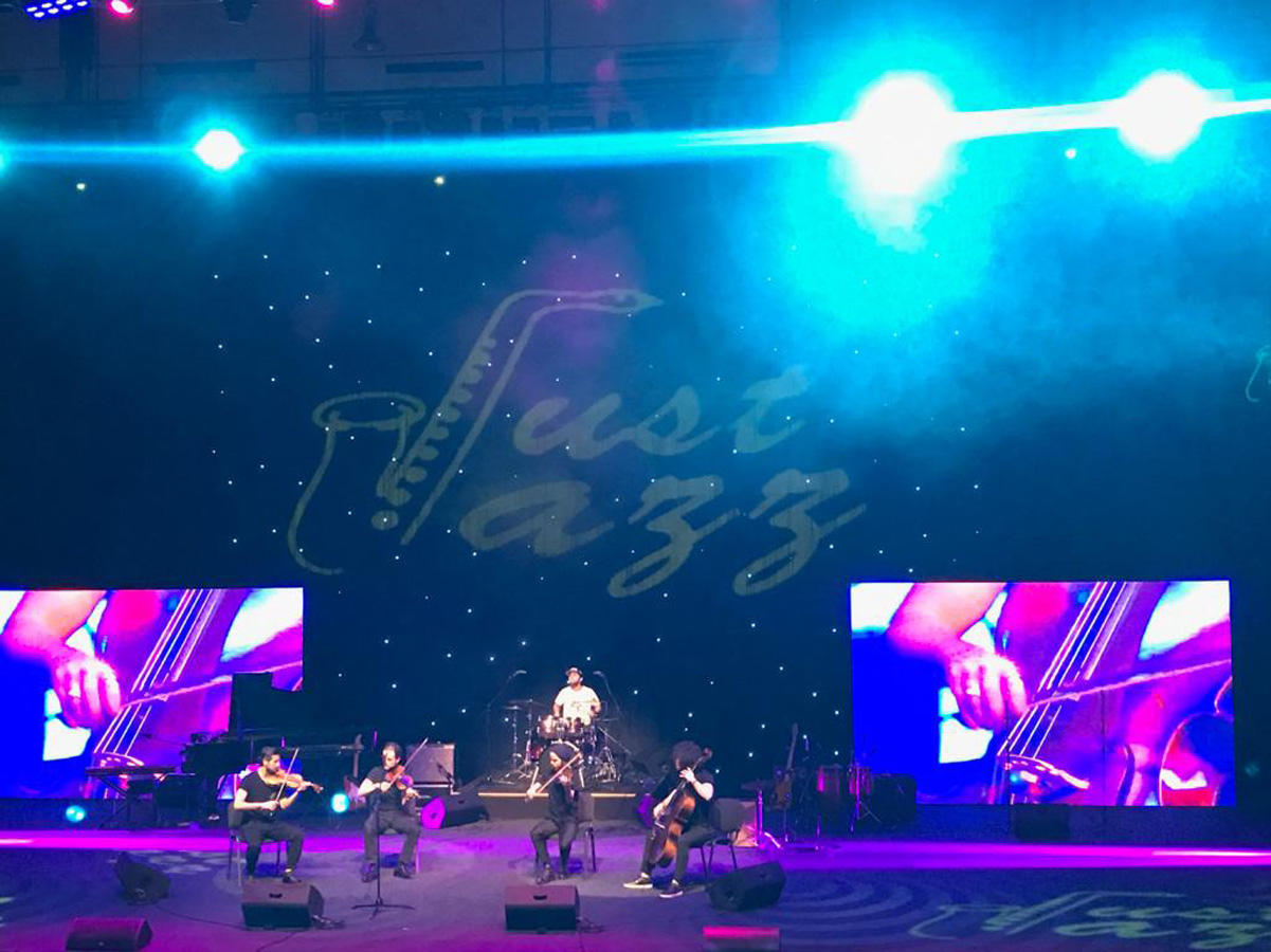 Just Jazz в Баку - заряд позитива и творческой энергии (ФОТО) - Gallery Image