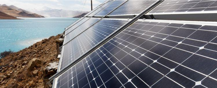 Iran commissions solar power plant in Hamadan province
