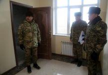Закир Гасанов осмотрел военные объекты, на которых завершаются строительные работы (ФОТО) - Gallery Thumbnail