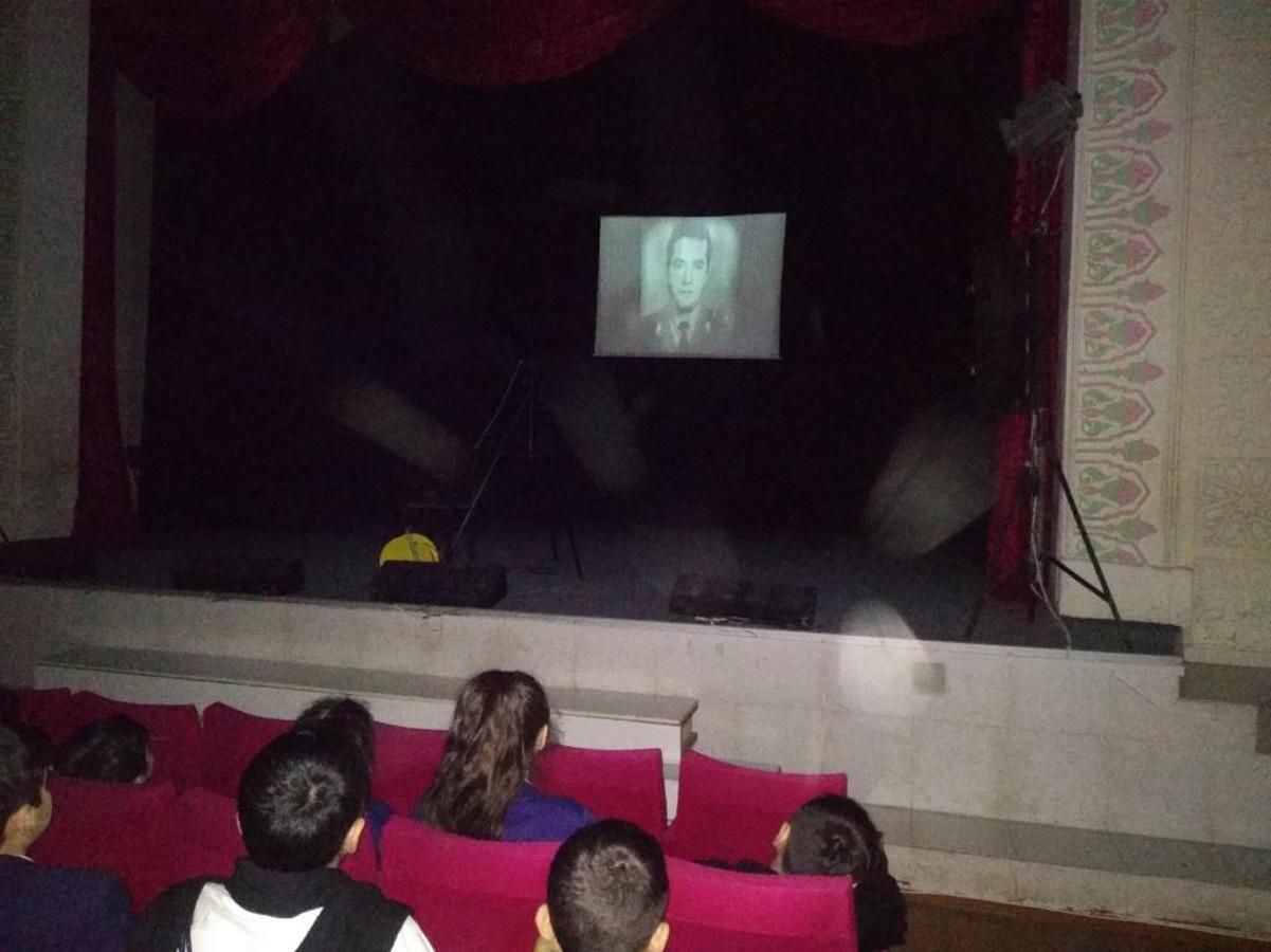В Баку и пригородах столицы прошла Неделя патриотического кино (ФОТО) - Gallery Image