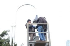 """""""Şəhidlər Xiyabanı""""nda 20 Yanvar faciəsinin ildönümü ilə bağlı hazırlıq işləri aparılır (FOTO) - Gallery Thumbnail"""