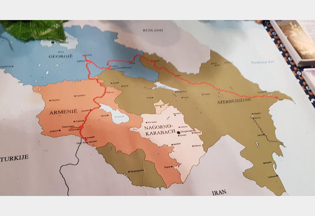 Provocation against Azerbaijan prevented at tourism exhibition in Netherlands (PHOTO)