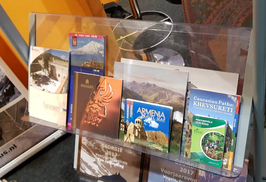 Provocation against Azerbaijan prevented at tourism exhibition in Netherlands (PHOTO) - Gallery Image