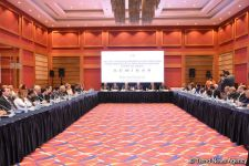 Azerbaijan CEC holds seminar for members of expert group (PHOTO) - Gallery Thumbnail