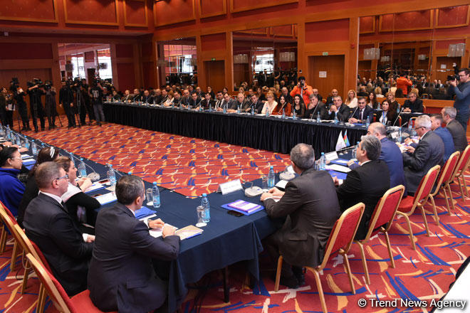 Azerbaijan CEC holds seminar for members of expert group (PHOTO) - Gallery Image