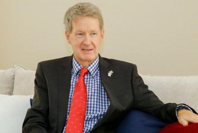 UK envoy: January 20 martyrs played special role in restoring Azerbaijan's independence (VIDEO)