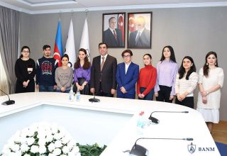 Seven students of Baku Higher Oil School to study in Spain