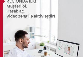 Regionda ilk dəfə PAŞA Bank müştərinin video zəng ilə tanınması xidmətini təqdim edib