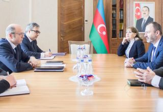 Total: Gas production on Azerbaijan's Absheron field to start in 2021 (PHOTO)