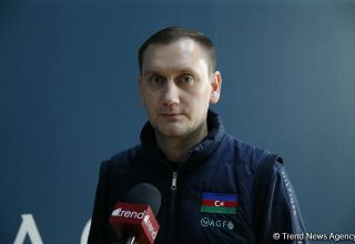 Head coach talks Azerbaijani trampoline team's goals at World Cup in Baku