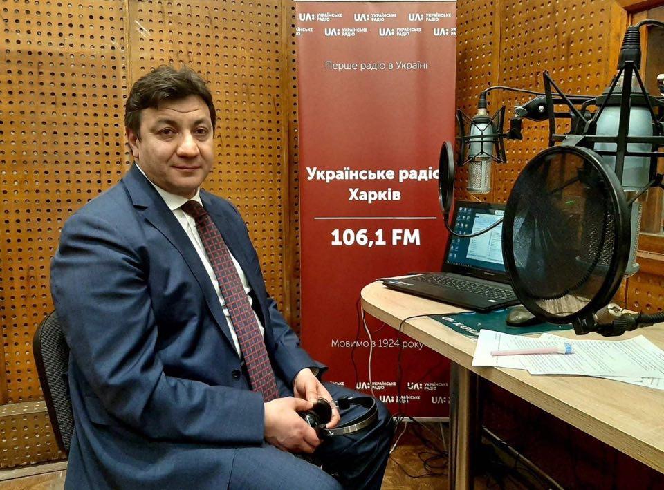 Ukrayna radiosunda Ermənistanın işğalçılıq siyasəti pislənilib