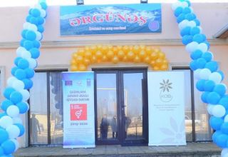 Conditions for development of business for women from IDP families created in Azerbaijan (PHOTO)