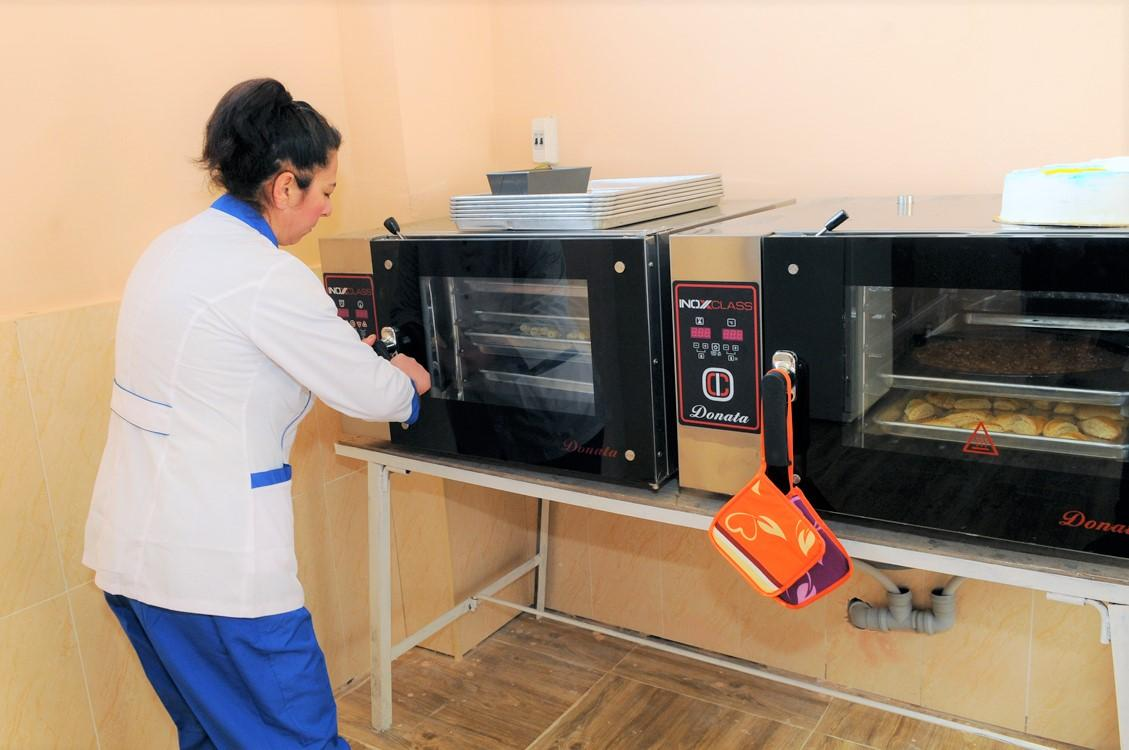 Conditions for development of business for women from IDP families created in Azerbaijan (PHOTO) - Gallery Image