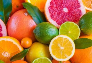 Geostat reveals volume of citrus fruits exported by Georgia to Azerbaijan