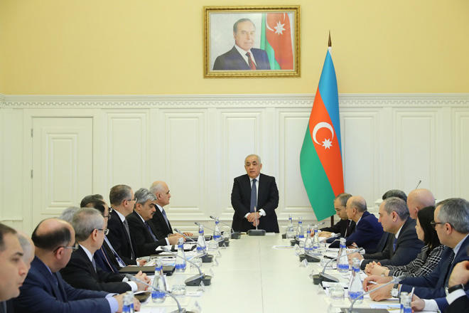Compulsory medical insurance discussed by Azerbaijan's Cabinet of Ministers