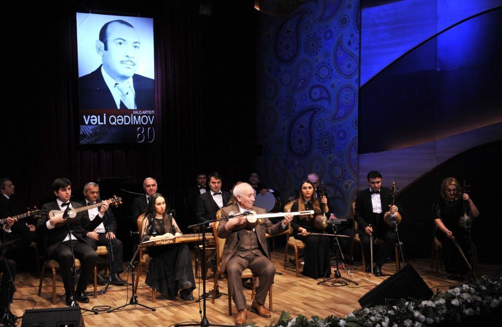 Юбилей кларнетиста Вели Гадимова отметили концертной программой (ВИДЕО, ФОТО) - Gallery Image