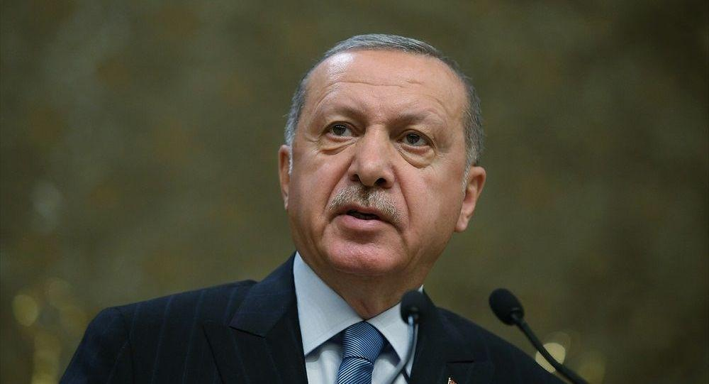 Turkey spoiled traps set against it in east Med: Erdogan