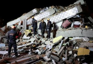 Death toll in Turkey earthquake rises to 38 (UPDATE)