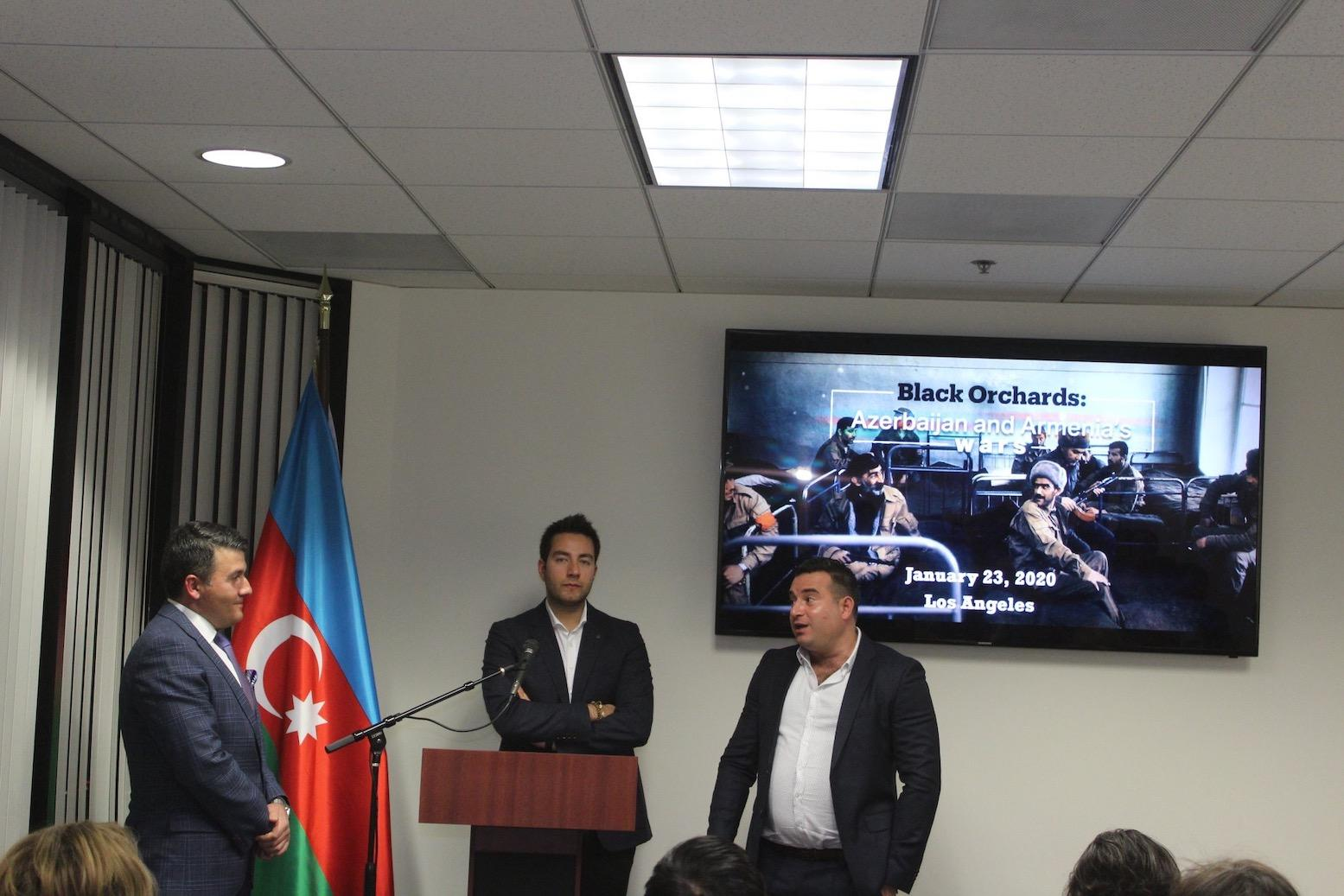 Award-winning documentary on Karabakh conflict screened in Los Angeles (PHOTO/VIDEO) - Gallery Image