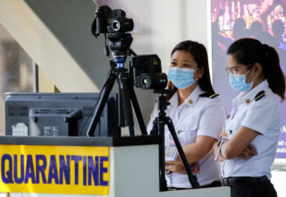 Philippines halts visas on arrival for Chinese on virus fears