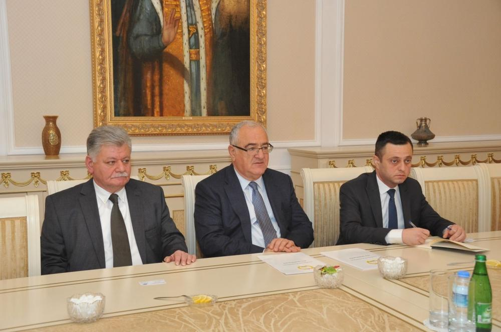 OSCE ODIHR to monitor all aspects of electoral process in Azerbaijan (PHOTO) - Gallery Image