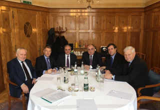Meeting of Azerbaijani, Armenian FMs starts in Geneva