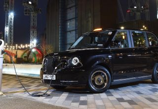 Ministry spreads new info on delivery of electric taxis to Baku