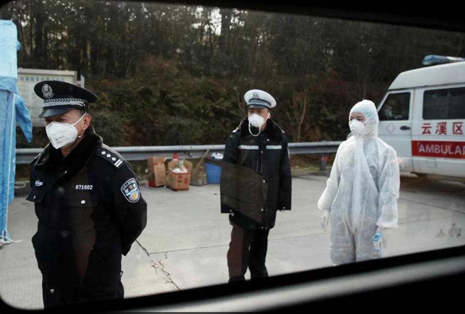 Граждан ФРГ после эвакуации из Китая поместят под карантин на 15 дней
