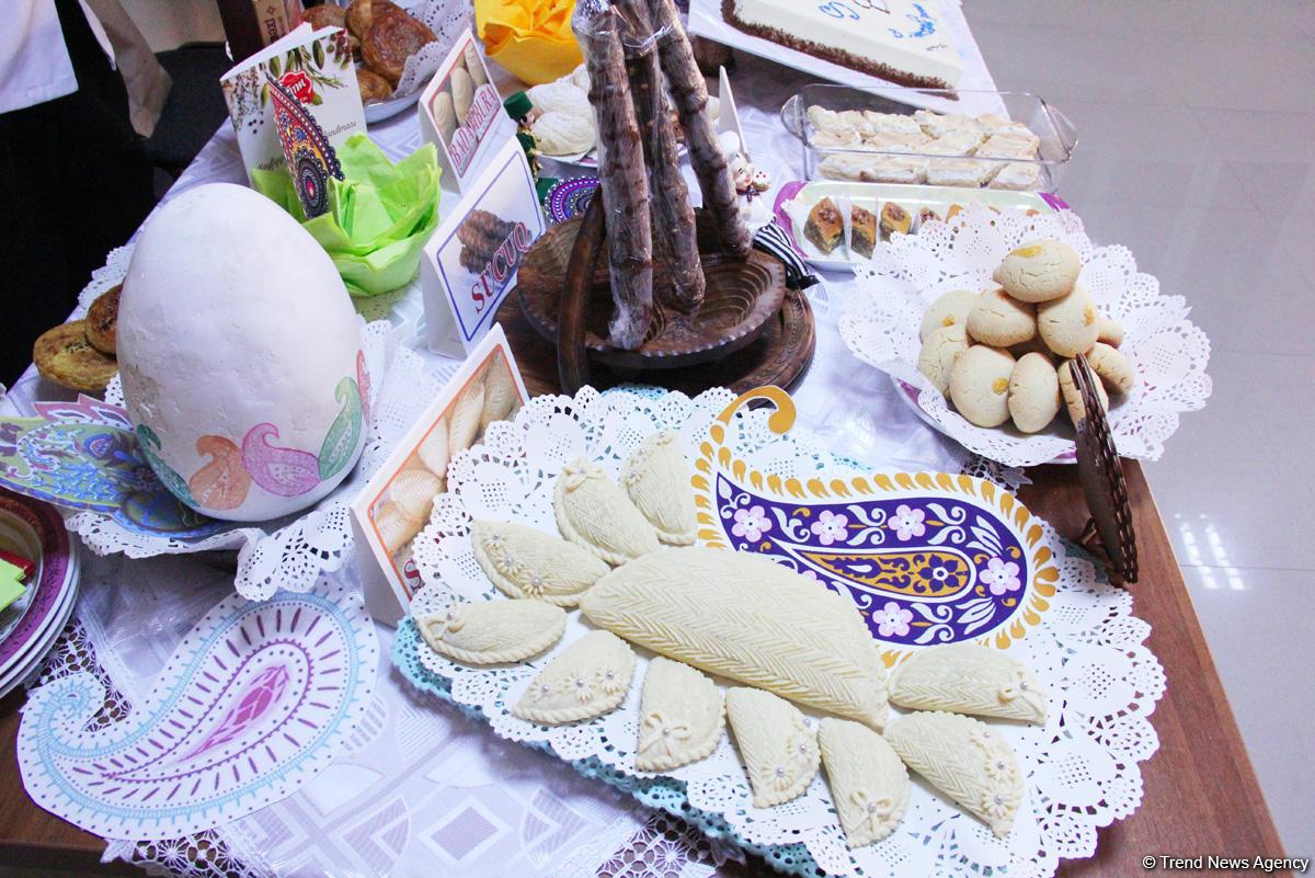 Пробуйте на здоровье! В Баку открылся Фестиваль национальных сладостей (ФОТО) - Gallery Image