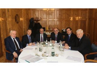 Meeting of Azerbaijani and Armenian FMs ends in Geneva