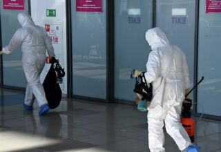 61 more coronavirus patients die in Moscow in past day