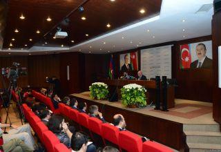 Central Bank of Azerbaijan decreases interest rate (PHOTO)