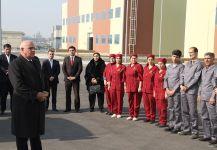 """""""Azərxalça""""nın fabrik və filialları yeni nəqliyyat vasitələri ilə təmin olunub (FOTO) - Gallery Thumbnail"""