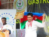 Азербайджанский кулинар приготовил Шах-плов весом в 100 кг! (ВИДЕО, ФОТО) - Gallery Thumbnail