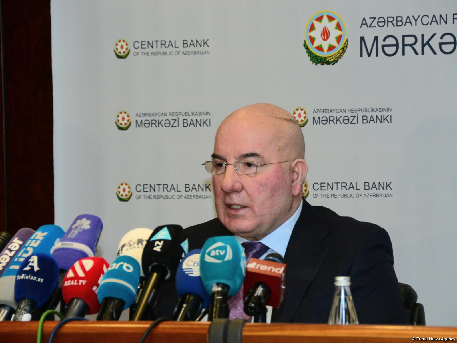 Central Bank of Azerbaijan decreases interest rate (PHOTO) - Gallery Image