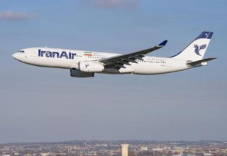 Iran Air resumes all flights to Europe after halt over COVID-19