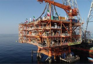 Production at Iran's South Pars gas field up