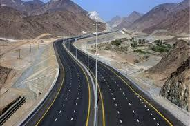 Large-scale road projects being implemented in Iran