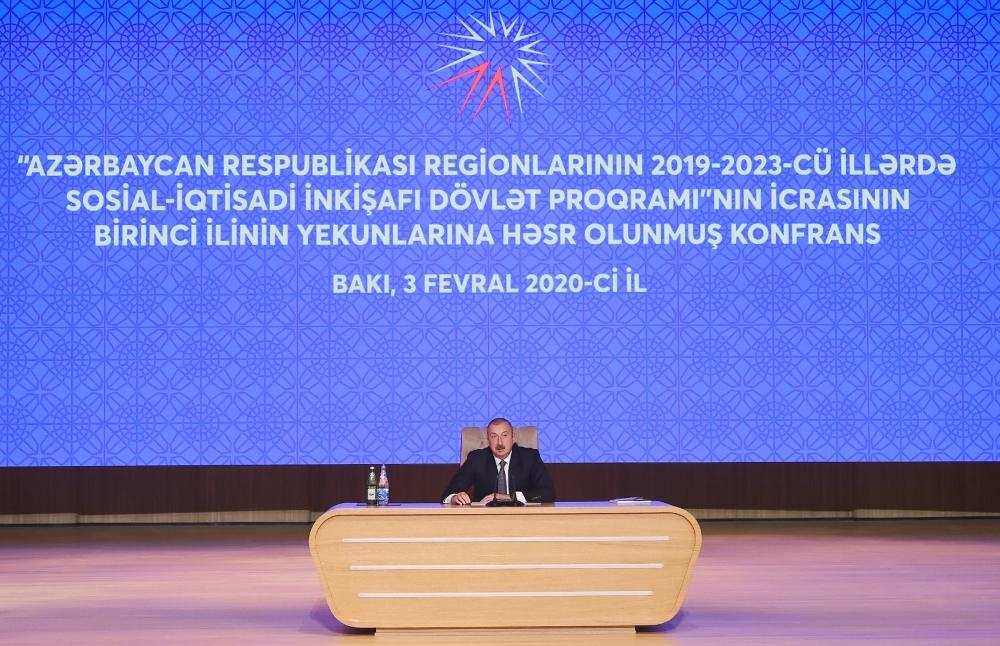 President Ilham Aliyev: Protection of nature should become cause of every citizen because this is our country, our life